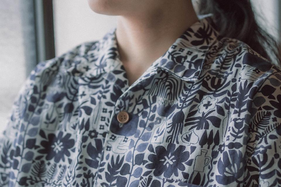 オリジナル生地ブランド「uwaru うわる」